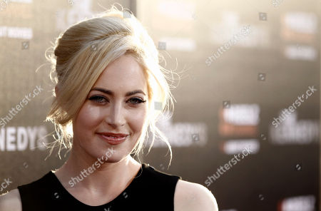 """Charlotte Sullivan Cast member Charlotte Sullivan arrives at the premiere of """"The Kennedys"""" at The Academy of Motion Pictures Arts and Sciences in Beverly Hills, Calif. on . """"The Kennedys"""", an 8-part mini-series, will premiere on ReelzChannel on April 3"""