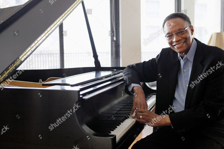 Editorial picture of Ramsey Lewis Composer, Chicago, USA