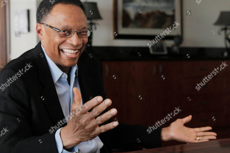 Editorial photo of Ramsey Lewis Composer, Chicago, USA