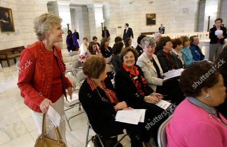 Editorial picture of Women Legislators, Little Rock, USA