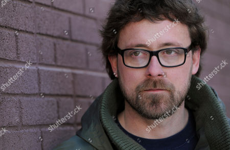 """Lucky McKee Lucky McKee, writer-director of """"The Woman,"""" poses for a portrait during the 2011 Sundance Film Festival in Park City, Utah"""