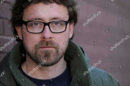 """Lucky McKee Lucky McKee, writer/director of the film """"The Woman,"""" poses for a portrait during the 2011 Sundance Film Festival in Park City, Utah"""