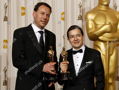 Editorial image of 83rd Annual Academy Awards - Press Room, Los Angeles, USA