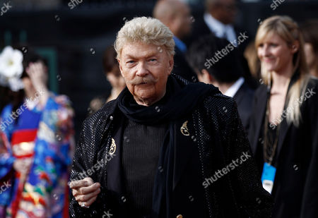 Rip Taylor Rip Taylor arrives at the 16th Annual Critics' Choice Movie Awards, in Los Angeles