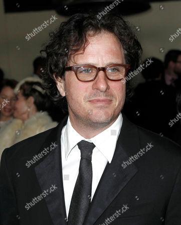 David Guggenheim David Guggenheim arrives at the 63rd annual DGA Awards, in Los Angeles
