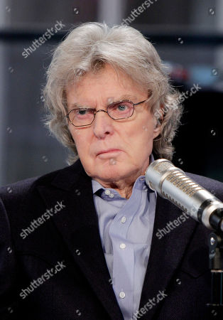 "Don Imus Radio and television personality Don Imus on his ""Imus in the Morning"" program on the Fox Business Network, in New York"