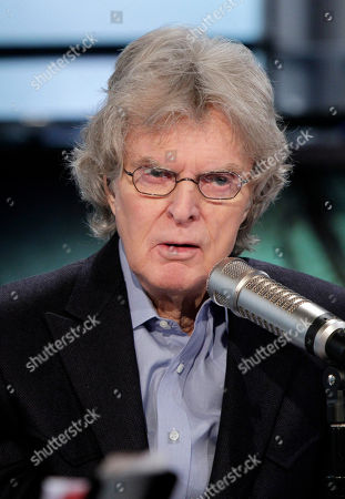 Editorial picture of Don Imus, New York, USA