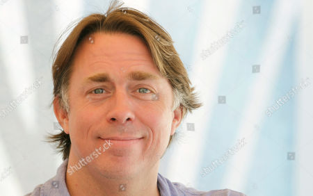 """John Besh, Tim Love This photo shows Chef John Besh during an interview with the Associated Press in Miami Beach, Fla.,at the South Beach Wine and Food show. Besh was named as one of the """"Top 10 Best New Chefs in America"""