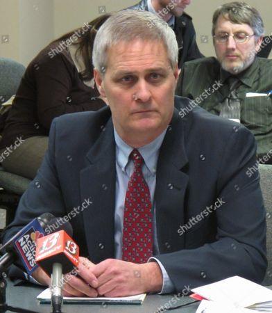 Editorial photo of Kansas Perkins Ethics, TOPEKA, USA