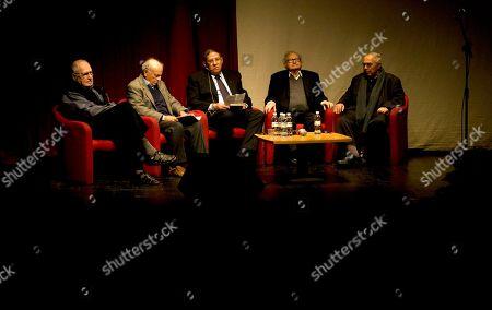Editorial image of Mideast Israel Palestinians Eichmann Reunion, Jerusalem, Israel