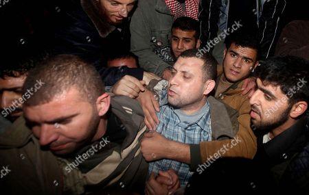 Editorial image of Mideast Israel Palestinians, Nusairat refugee camp, Palestine