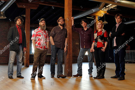 Editorial image of Music Drive By Truckers, Nashville, USA