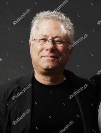 "Alan Menken, Glenn Slater This shows composer Songwriter Alan Menken at the Academy Award Nominees Luncheon in Beverly Hills, Calif. Menken is nominated for a Grammy Award for best theater album for the Broadway musical ""Newsies"