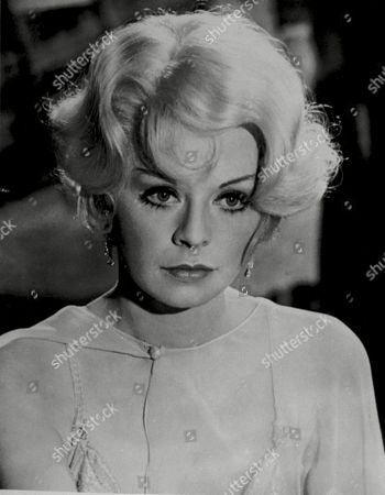 Stock Photo of SUSANNAH YORK Died of cancer in London at the age of 72. Her death was announced by her son, the actor Orlando Wells Sunday