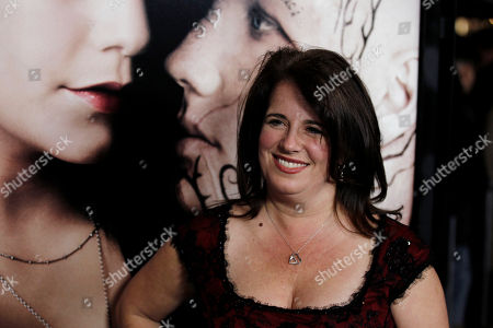"Stock Photo of Alex Flinn Author Alex Flinn arrives at the premiere of ""Beastly"" in Los Angeles, . Flinn wrote the novel ""Beastly"" which is the basis for the film"