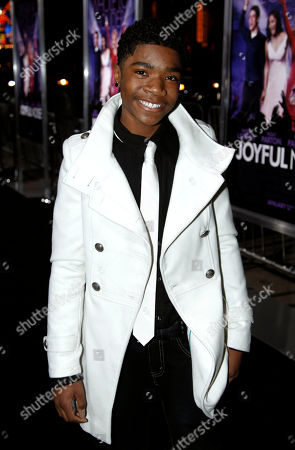 "Stock Photo of Ivan Kelley Jr Ivan Kelley Jr. arrives at the premiere of ""Joyful Noise"" in Los Angeles, . ""Joyful Noise"" will be released in theaters Jan. 13, 2012"