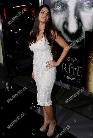 Editorial photo of Premiere The Rite LA, Los Angeles, USA