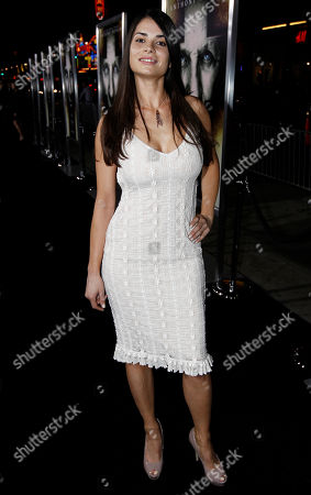 "Stock Photo of Marija Karan Cast member Marija Karan arrives at the premiere of ""The Rite"" in Los Angeles on"
