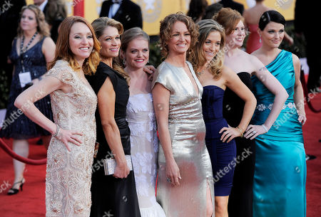Editorial image of SAG Awards - Arrivals, Los Angeles, USA