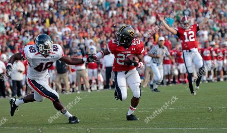 Editorial photo of Senior Bowl Football, Mobile, USA