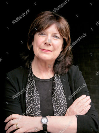 Stock Photo of Fiona MacCarthy, biographer and cultural historian