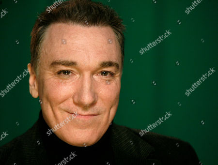 """Patrick Page Actor Patrick Page poses for a portrait in New York. Page plays The Green Goblin in the Broadway musical """"Spider-Man: Turn Off the Dark,"""" Page, who has been with the show in the dual role of Norman Osborn and the Green Goblin in """"Spider-Man: Turn Off the Dark"""" since its doors opened in late 2010, has scheduled his final performance for Aug. 5. He is leaving to prepare for his next role: The villain Comte de Guiche in the Roundabout Theatre Company's upcoming production of """"Cyrano De Bergerac"""