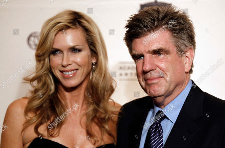 Tom Freston, Kathy Freston Inductee Tom Freston, right, and his wife, Kathy, arrive at the Academy of Television Arts and Sciences 20th Annual Hall of Fame Induction Gala in Beverly Hills, Calif. on