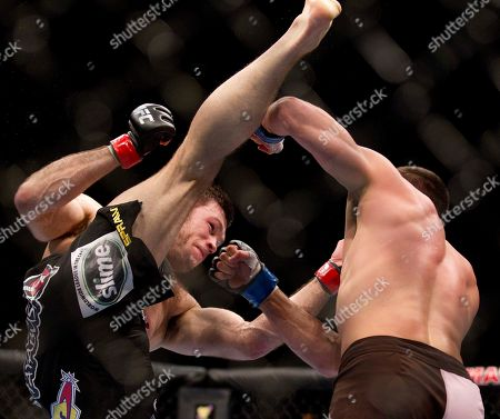 Editorial photo of UFC 126 Mixed Martial Arts, Las Vegas, USA