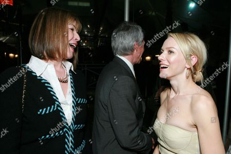 Sara Colleton and Naomi Watts