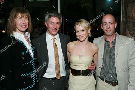 Sara Colleton, John Curran, Naomi Watts & Bob Yari