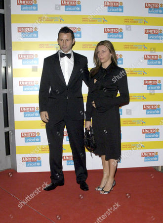 Ryan Giggs and partner Stacey Cooke