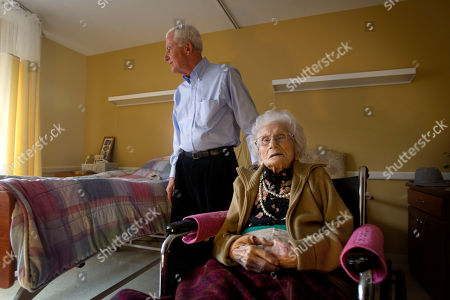 Besse Cooper Besse Cooper, right, who at 114 years and five months old, is the world's oldest person, according to the Los Angeles-based Gerontology Research Group, gets a visit from her son Sid Cooper in her room at a nursing home, in Monroe, Ga