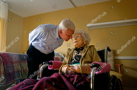 Besse Cooper Besse Cooper, right, 114 years and five months old, talks with her son Sid Cooper in her room at a nursing home in Monroe, Ga. Cooper is now the world's oldest person, according to the Los Angeles-based Gerontology Research Group