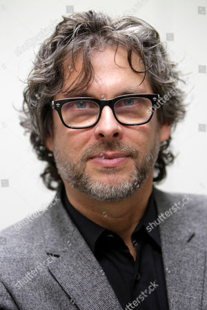 Michael Chabon Author Michael Chabon as he poses for a photo in New York. Chabon, Jonathan Franzen and Jhumpa Lahiri were voted into the American Academy of Arts and Letters. The new inductees will be officially welcomed at a ceremony in May