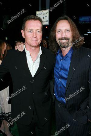 Robert Patrick and Producer Scott Mednick