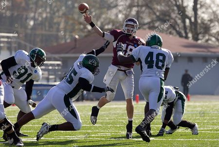 Editorial image of Delta State Minnesota Duluth Div II Football Championship, Florence, USA