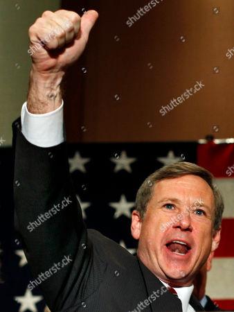Mark Kirk Illinois U.S. Senate candidate Republican Mark Kirk celebrates after defeating Democrat Alexi Giannoulias, in Wheeling, Ill