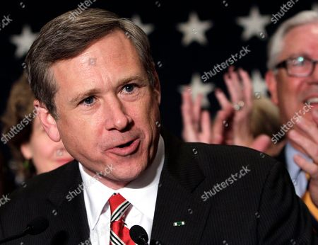 Mark Kirk Republican Sen.-elect Mark Kirk celebrates as he speaks to his supporters after defeating Democrat Alexi Giannoulias, in Wheeling, Ill