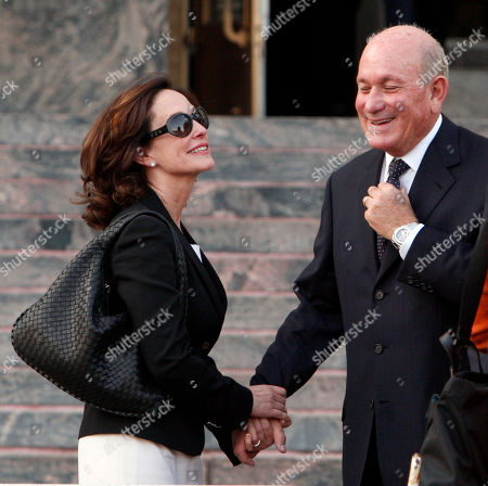 Bruce Karatz, Lilly Tartikoff Bruce Karatz, the former head of Los Angeles-based construction giant KB Home, accompanied by his wife, Lilly Tartikoff smile, after a sentencing hearing at federal court in Los Angeles. Karatz was sentenced to five years probation and eight months of home detention, with electronic monitoring, for a stock-option backdating scam