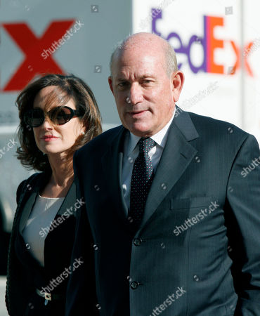 Bruce Karatz, Lilly Tartikoff Bruce Karatz the former head of Los Angeles-based construction giant KB Home accompanied by his wife, Lilly Tartikoff arrive at Los Angeles federal court for a sentencing hearing following Karatz' conviction for mail fraud and two other felony counts