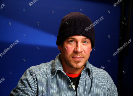 Christian Kane Actor and recording artist Christian Kane poses for a portrait in New York