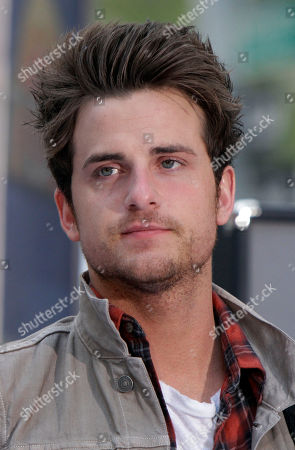 """Stock Picture of Jared Followill Jared Followill of Kings of Leon performs on the NBC """"Today"""" television program in New York. Kings of Leon bassist Jared Followill and model Martha Patterson were married Saturday evening, Sept. 29, 2012 at a ceremony with friends and family outside Nashville"""
