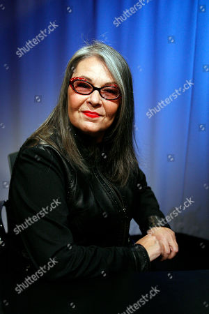 Editorial photo of People Rosanne Barr, New York, USA