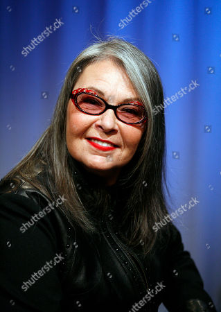 Stock Image of Roseanne Barr Actress and author Roseanne Barr poses for a portrait in New York