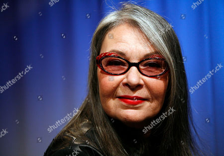 Roseanne Barr Actress and author Roseanne Barr poses for a portrait in New York
