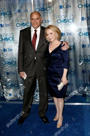 Kurt Fuller, Debra Jo Rupp Kurt Fuller and Debra Jo Rupp arrive at the People's Choice Awards, in Los Angeles