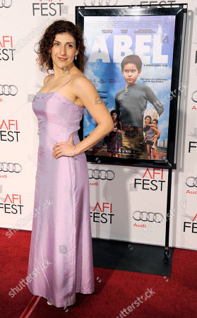 """Karina Gidi Mexican actress Karina Gidi poses at the premiere of the film """"Abel"""" at American Film Institute's AFI Fest 2010 in Los Angeles"""