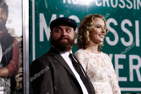 Editorial photo of Premiere Due Date LA, Los Angeles, USA