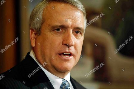 Bill Ritter Colorado Gov. Bill Ritter announces he will become director of the Center for the New Energy Economy at Colorado State University on Feb. 1, during a news conference at his office in the Capitol in Denver on