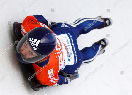 Donna Creighton Great Britain's Donna Creighton competes in the first heat of the women's skeleton World Cup in Lake Placid, N.Y